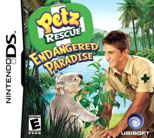 Petz Rescue Endangered Paradise - Nintendo - Dayton Ohio Outlet Mall