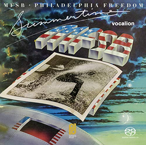 MFSB - Philadelphia Freedom & Summertime [SACD Hybrid Multi-channel / Stereo]