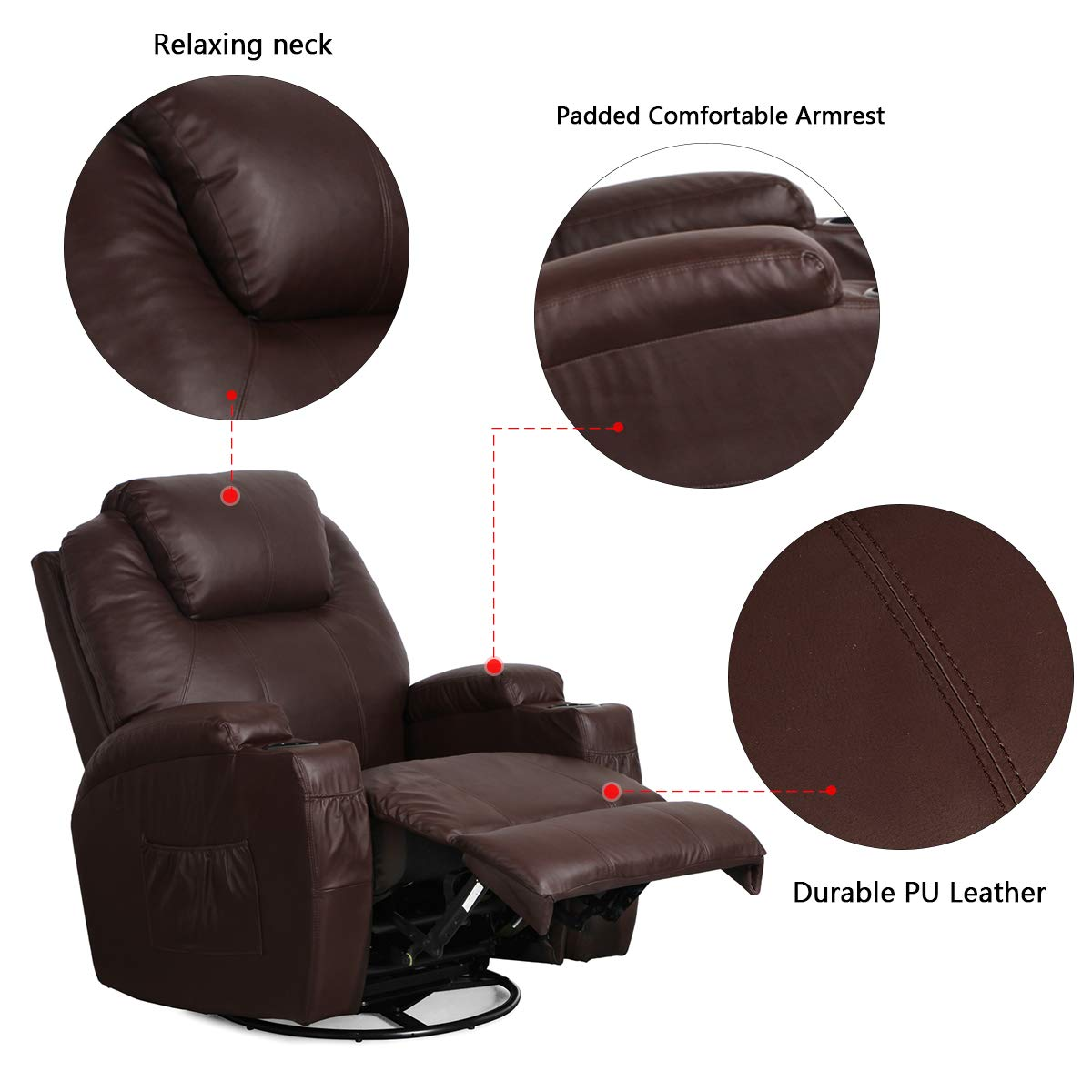 Groovy Top 10 Most Comfortable Chairs For Watching Tv Reviews Frankydiablos Diy Chair Ideas Frankydiabloscom