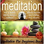 Meditation: Meditation Handbook Guide : A Meditation for Beginners Book: Learn: How to Meditate, Effective Meditation Techniques, Relaxing Meditation Excercises, How to Relieve Stress, and More | Sam Siv