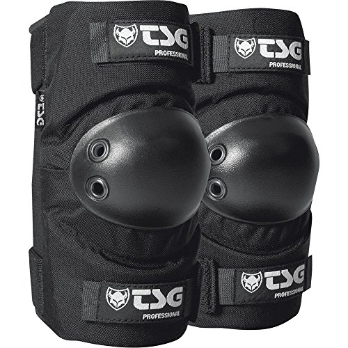 TSG Elbow Pads Professional XS-Black by TSG