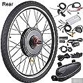 MegaBrand 48v 1KW 26in Rear Wheel LCD Electric Bicycle Motor Kit