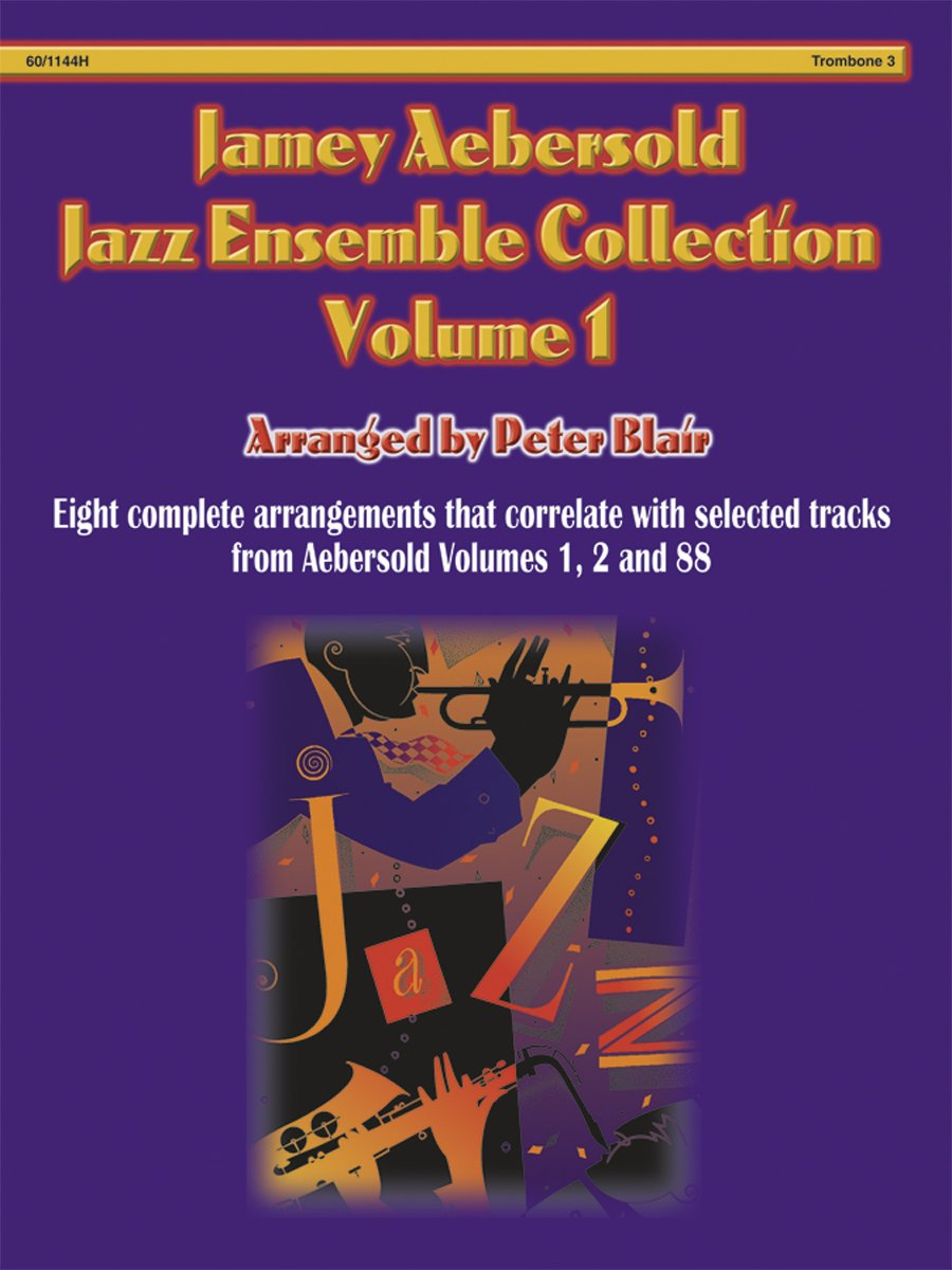Download Aebersold Jazz Ensemble, Vol. 1 - Trombone 1 (Jazz Band, Trombone) ebook