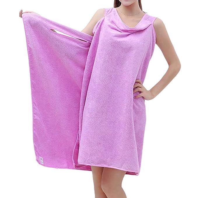2pc Cotton Luxury Shower Towel Wrap Towelling Bath Beach Bathroom Cover Up Large