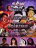 1980s SCW Wrestling 2 Complete TV Broadcasts Vol 21