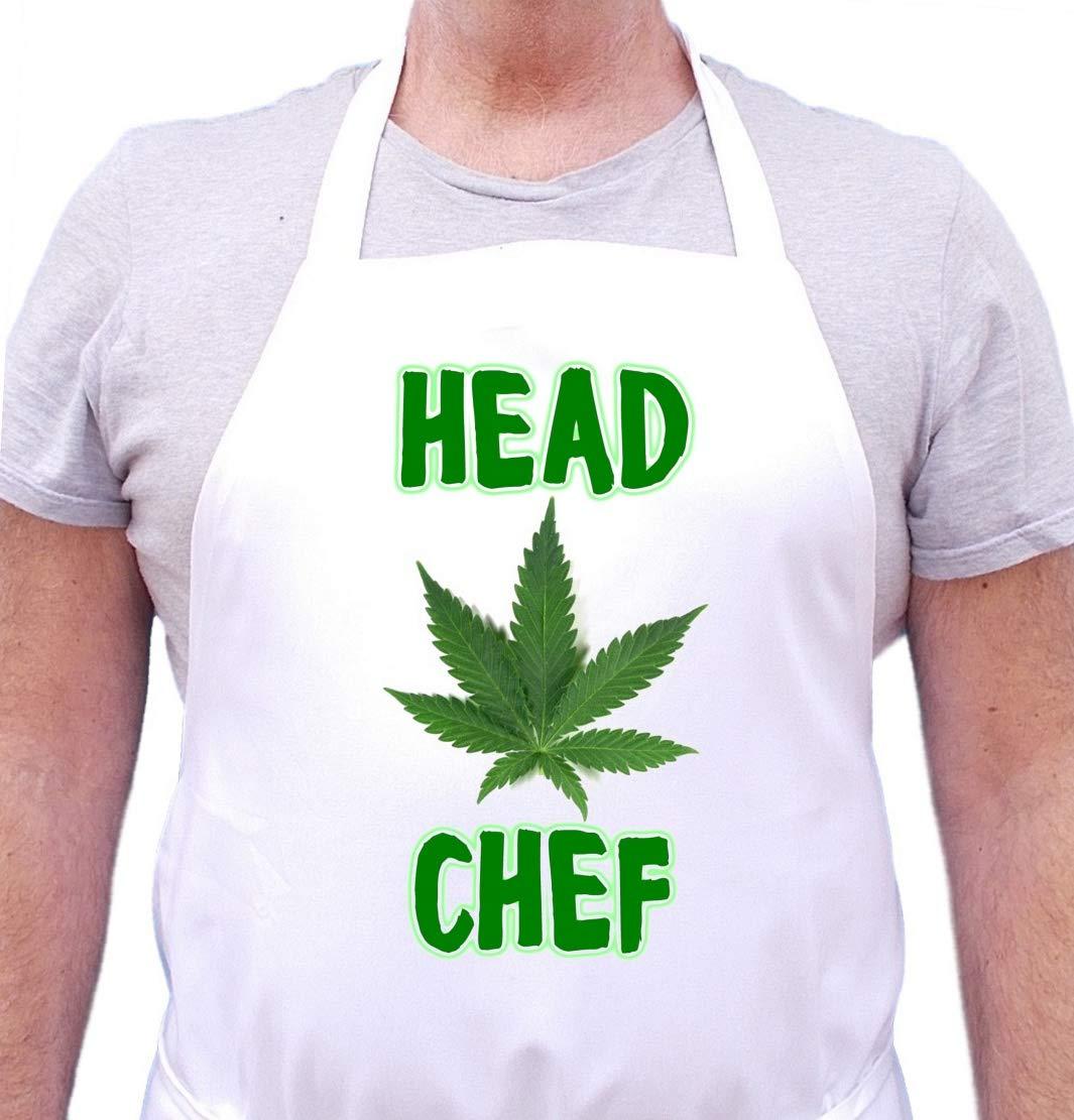 491f3afafb88 Head Chef Marijuana Apparel, Cannabis Aprons, Weed Aprons, Cannabis Apparel