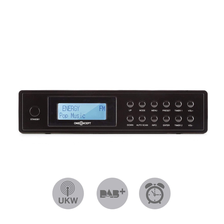 oneConcept KR-120 • Kitchen Radio •: Amazon.co.uk: Electronics