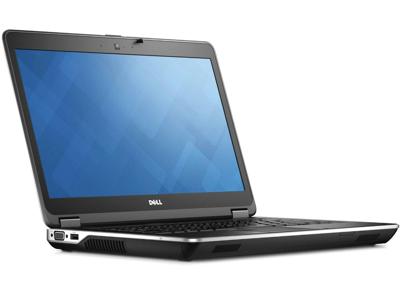 DELL Latitude E6440 - PC portátil - 14 - Gris (Intel Core i5 - 4300 M/2.60 GHz, 8 GB de RAM, SSD 120 GB, grabadora DVD, HDMI, Webcam, WiFi, ...