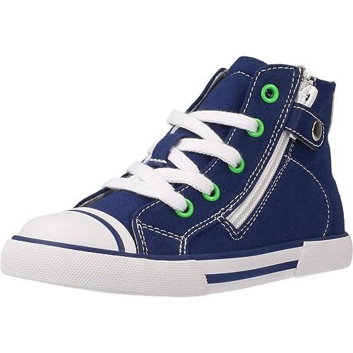 Zapatillas para niño, Color Azul, Marca CHICCO, Modelo Zapatillas para Niño CHICCO ZOUS Azul: Amazon.es: Zapatos y complementos
