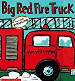 img - for Big Red Fire Truck book / textbook / text book