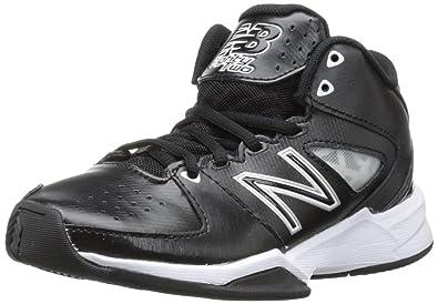New Balance KB82 Y Basketball Sneaker (Little Kid/Big Kid),Black/