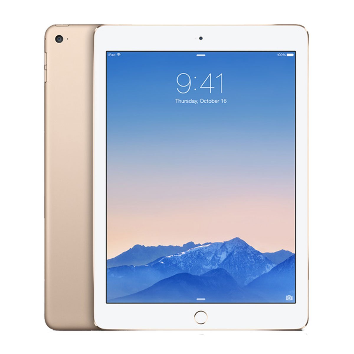 Apple iPad Pro 10.5-inch 64GB WiFi Only, Gold (Renewed)