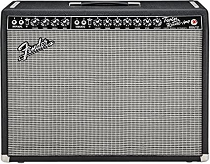 Fender 65 Twin Reverb Tube Guitar Amplifier (Made In USA): Amazon in