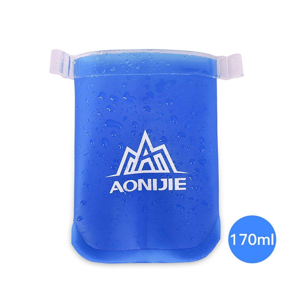 【高額売筋】 aonojie折りたたみ式水ケトルSoft Drink水ボトルソフトのフラスコアウトドアスポーツハイキングRunning 170 ml B07BKVH9Q3 Cup Water Water Cup B07BKVH9Q3, 紙プラザ:e43743f5 --- a0267596.xsph.ru