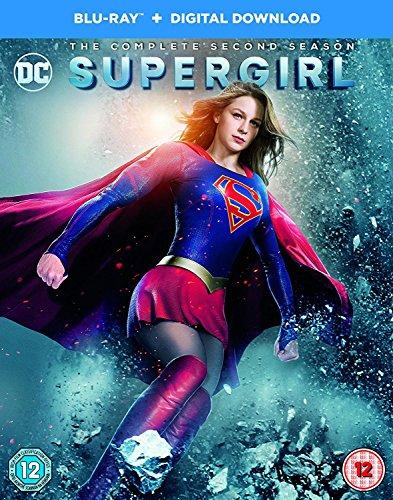 Supergirl - Season 2 [Blu-ray]