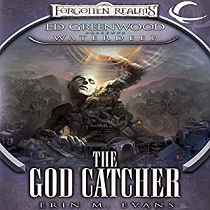The God Catcher Audiobook