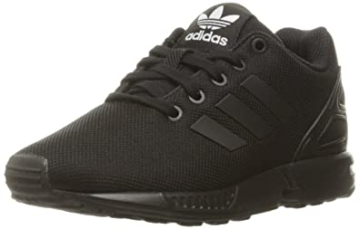 e77a5d4c8d9 adidas Originals ZX Flux EL C Running Shoe, Black, 10.5 M US Little Kid
