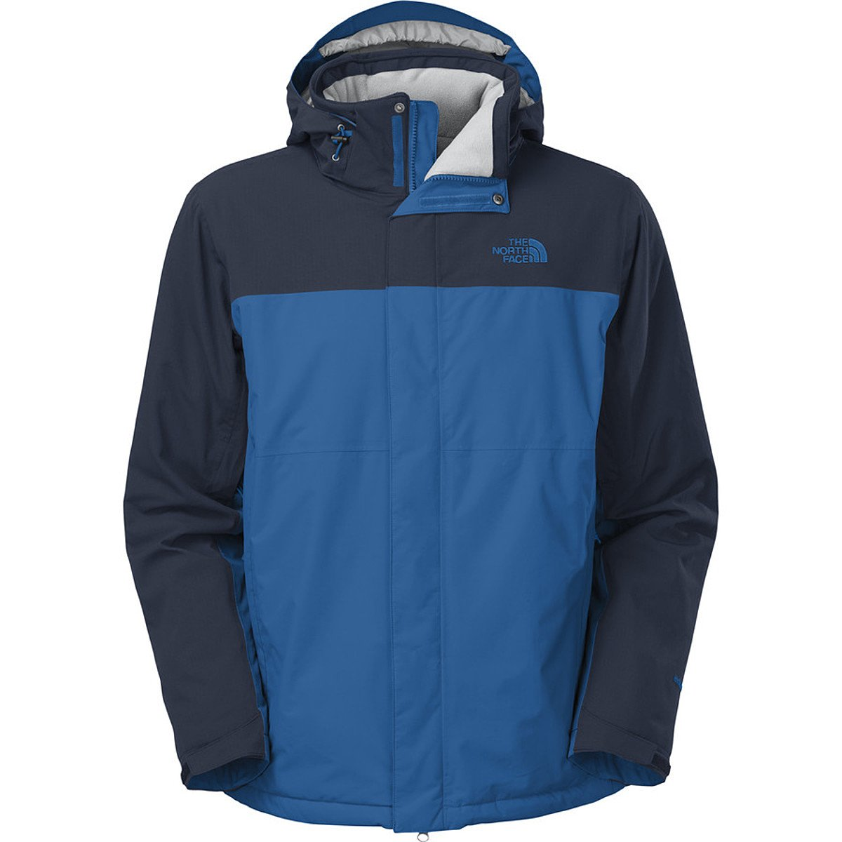 Snorkel bluee cosmic bluee The North Face Men's Inlux Insulated