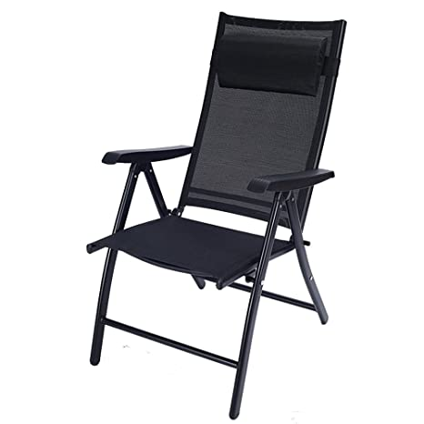 Reclinables Duo Plegable Silla Plegable Rocker Outdoor Patio ...