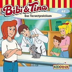 Das Tierarztpraktikum (Bibi und Tina 67)