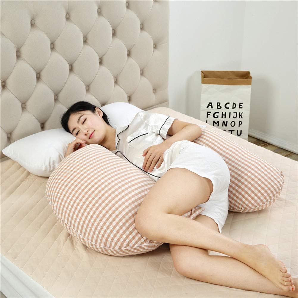 開店祝い Hタイプ妊娠中の女性の枕綿快適な柔らかい妊娠中の女性の枕取り外し可能と洗える側睡眠枕最高のボディサポート看護枕,Pink B07QYV9GLF B07QYV9GLF Beige Beige Beige, クラフトモンキー:b751006b --- cliente.opweb0005.servidorwebfacil.com