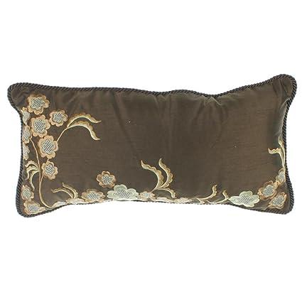 Amazon Martha Stewart Bedford Flowers Decorative Pillow 40 X 40 Simple Martha Stewart Decorative Dog Pillows
