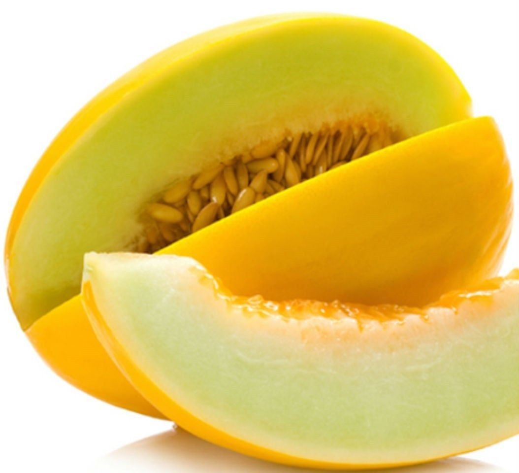 Canary Melon Seeds Sweet Yellow Variety Comb by PAJS_seeds