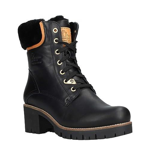 Panama Jack Phoebe Igloo Travelling, Botines para Mujer, (Negro B1), 38 EU: Amazon.es: Zapatos y complementos
