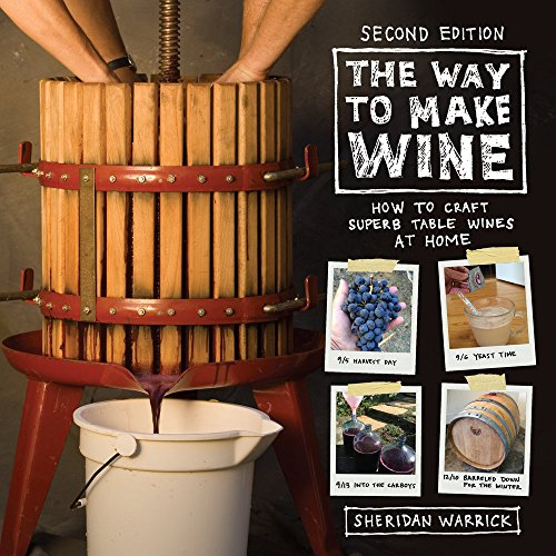 make wine at home - 1