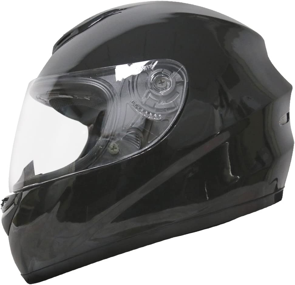 Free Extra Visor Leopard LEO-819 Full Face Motorbike Motorcycle Helmet Road Legal