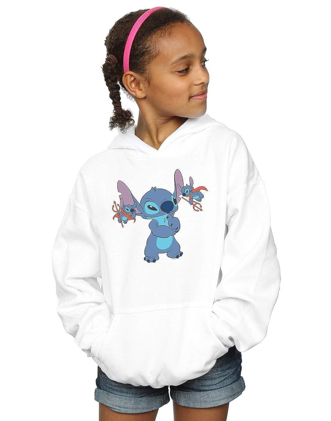 Disney Girls Lilo and Stitch Little Devils Hoodie