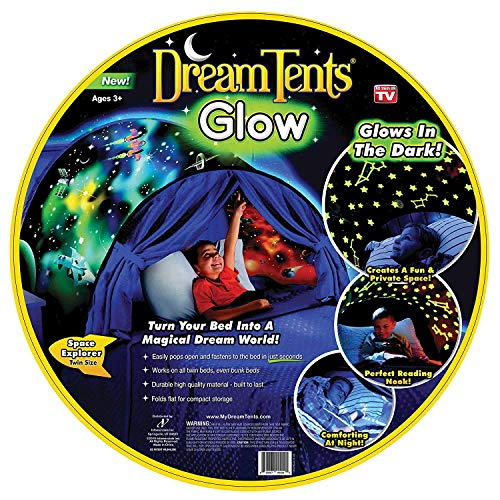 Velocity Stores Dream Tents Glow Space Explorer - As Seen On TV