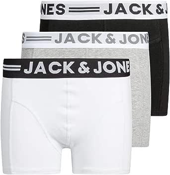 Jack & Jones Bóxer (Pack de 3) para Niños