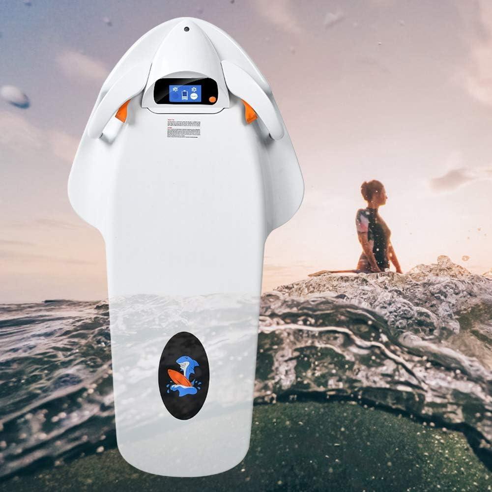 Suchinm Tabla de Surf eléctrica, Tabla de Surf eléctrica Impermeable al Aire Libre