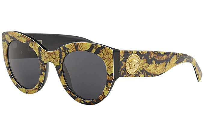 Versace Women's Bold Frame Sunglasses by Versace