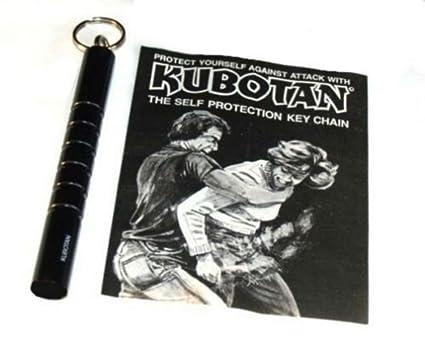 Amazon.com: Kubotan - Llavero de protección autodefensa ...