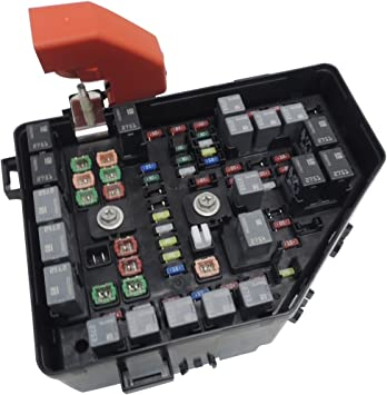 Amazon.com: 2013-14 CHEVY TRAVERSE WITH TOWING PACKAGE LOADED FUSE & RELAY  BOX 22933347: Automotive   Chevrolet Traverse Fuse Box      Amazon.com