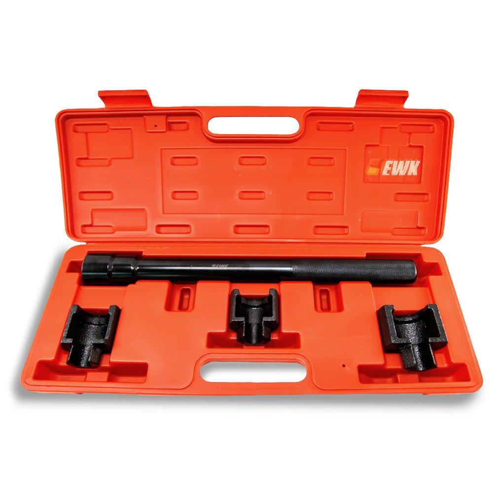 Inner Tie Rod Removal Installation Tool Set Mechanics Kit Dual Tie Rod Tools EWK EB0237