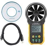 Semme PEAKMETER PM6252B Anemómetro Digital, medidor de Velocidad