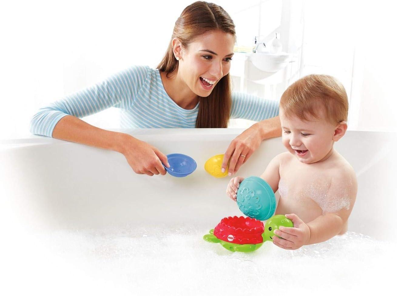 Fisher-Price Tortuguita Chip-chap, Juguete de baño bebé +6 meses ...