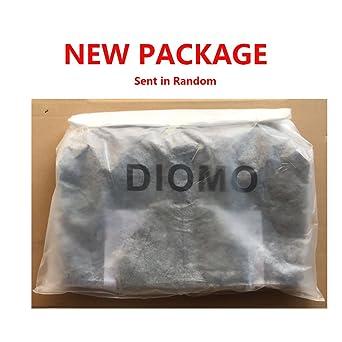 DIOMO Geometric Lingge Women Backpack Luminous Flash Mens Travel Shoulder  Bag 6e65a1cc72