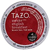 Starbucks Tazo Tea * Awake * Black Tea, 16 K-Cups for Keurig Brewers