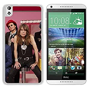 Beautiful Designed Cover Case With New York Dolls Band Room Pink Tie (2) For HTC Desire 816 Phone Case