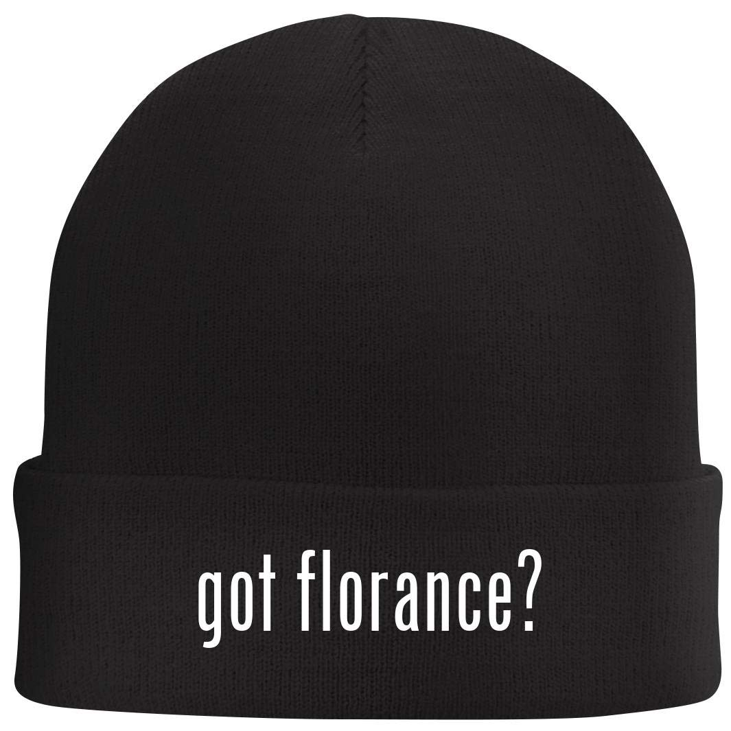 Tracy Gifts got Florance? Beanie Skull Cap with Fleece Liner