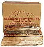 Southern Fuelwood Oak Kiln Dried Cooking Wood Regular Split