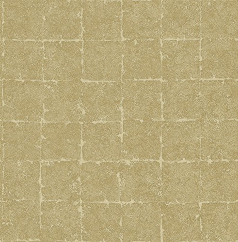 Empress Bamboo - Beacon House 2669-21707 Meili Rice Paper Wallpaper, Beige