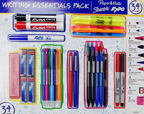 Sharpie, Paper Mate, Expo Writing Essentials (Papermate Sharpie)