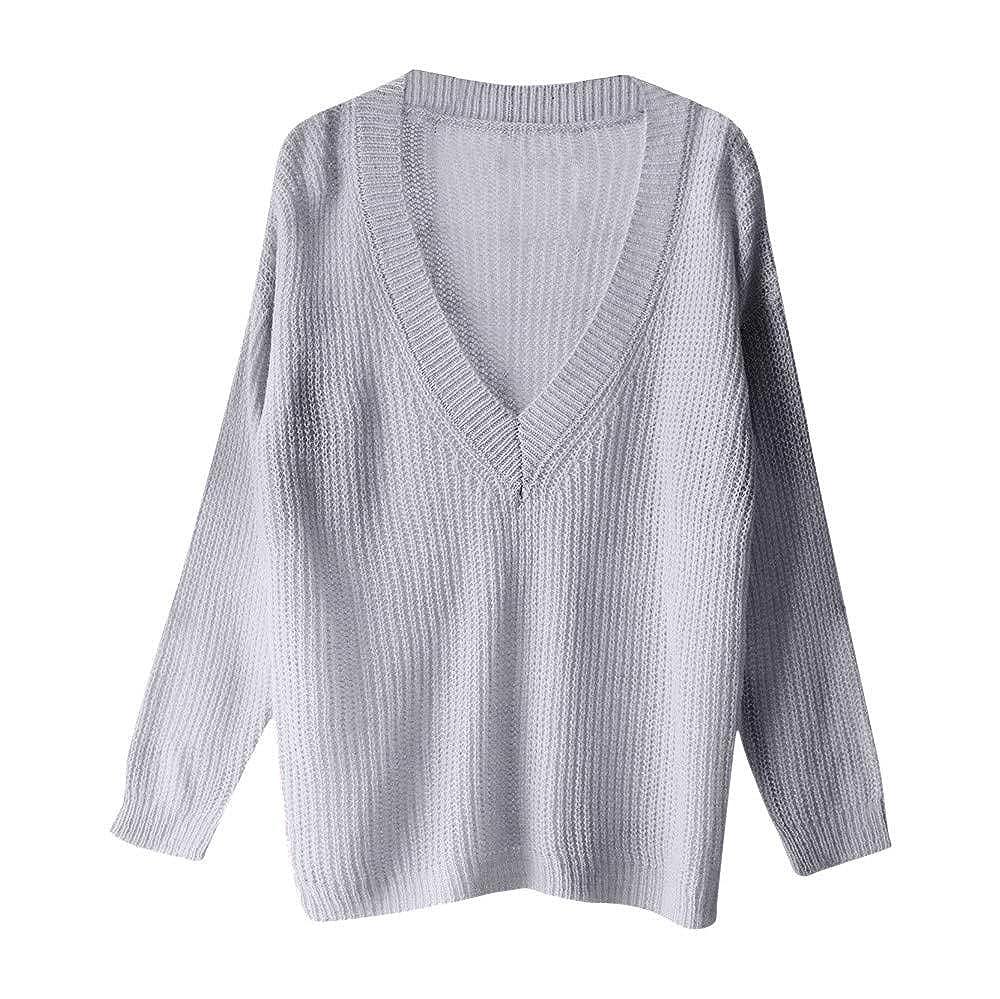 7a3c3c14222bb8 Maglione Donna Invernale ASHOPManica Lunga Donna Cotone Pullover Donna  Invernale Collo Alto Rosa/Grigio/Nero S-XL: Amazon.it: Abbigliamento