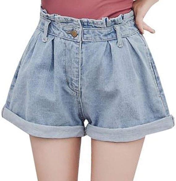 Only Donna Jeans-Shorts Donna Pantaloncini Donna Pantaloni Pantaloni Corti Shorts Look Usato Denim