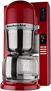KitchenAid Custom Pour Over Coffee Brewer | Empire Red (Renewed)